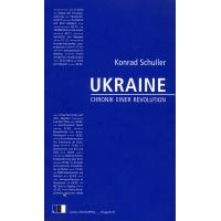 Schuller Konrad.  Ukraine Chronik einer revolution.  Berlin: fotoTAPETA, 2014. 207 s. Dutch.