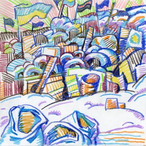 Намалював Павло Титуленко